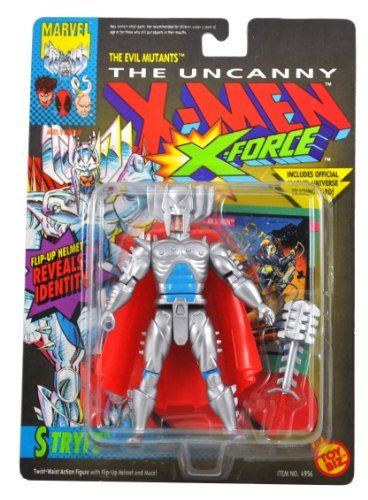 - Toy Biz Marvel The Uncanny X-Men Stryfe Action Figure 5.25 Inches