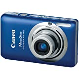 Cheap Canon PowerShot ELPH 100 HS 12.1 MP CMOS Digital Camera with 4X Optical Zoom (Blue)