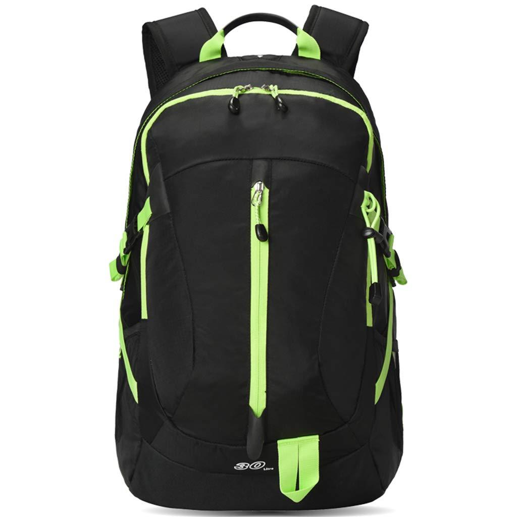 Noir 31.521.552.5cm XUEYAN de plein air de plein air escalade sac hommes et femmes 30L randonnée sport sac à dos étanche sac à dos