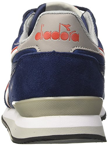 Men's Estate Diadora Blu Pulviscolo Grigio Shoes Multicolor Malone Gymnastics ZxYfwqrdY
