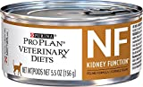 Purina Veterinary Diets NF (Kidney Function) Feline Formula is a cat food with ingredients balanced for your pet's urinary tract health. This nutritinally complete food supports the renal system with reduced phosphorus, sodium and boosted potassium.