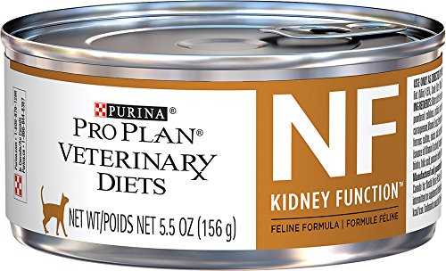 Purina NF Kidney Function Cat Food 24 5.5-oz cans