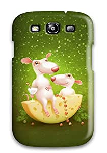 9985409K70559069 For Galaxy Protective Case, High Quality For Galaxy S3 Humor Cartoon Skin Case Cover