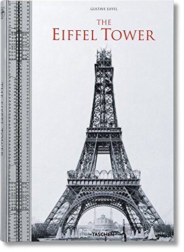 The Eiffel Tower (Jumbo 25) (Inglés) Tapa dura – 10 nov 2015 Bertrand Lemoine Taschen 3836509032 Architecture