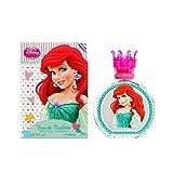 Disney Princess Eau de Toilette Spray, Ariel, 3.4 Ounce