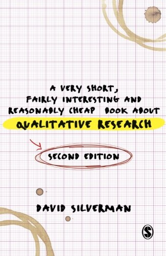 Buy cheap A Very Short, Fairly Interesting and Reasonably Cheap Book about Qualitative Research (Very Short, Fairly Interesting & Cheap Books)