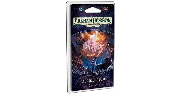 Fantasy Flight Games Arkham Horror Lcg - Ecos del Pasado ...