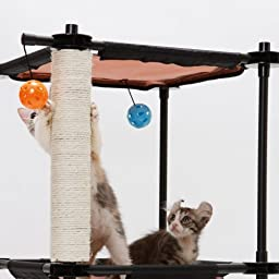 Build Your Own Kitty City Tower by Sportpet