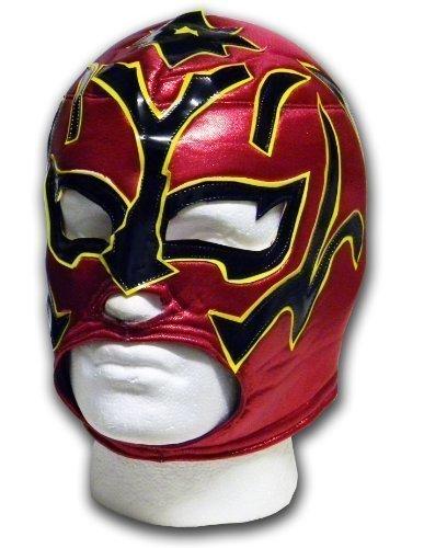 Luchadora Estrella Fugaz adult luchador mexican lucha libre wrestling mask by by Luchadora