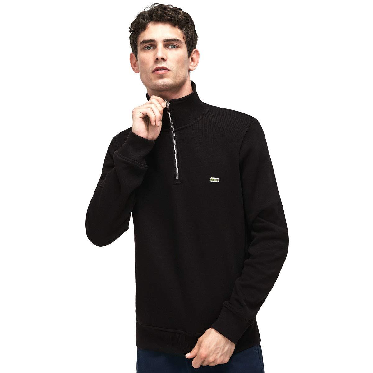 Lacoste  Herren Half Zip Sweatshirt sh9252-00