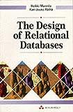 img - for The Design of Relational Databases by Mannila Heikki Raiha Kari-Jouko (1992-11-01) Paperback book / textbook / text book