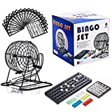 Doublefan Deluxe Bingo Set - Bingo Cards for Large Group Games by Royal Bingo Supplies