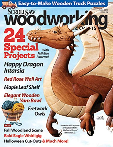 Scroll Saw Woodworking & Crafts ()