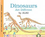 Dinosaurs Are Different, Aliki, 0812449614