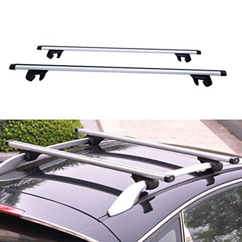 3de6dd41aba3 Galleon - 2017 New Universal 48 Inch Car Top Luggage Cross Bars ...