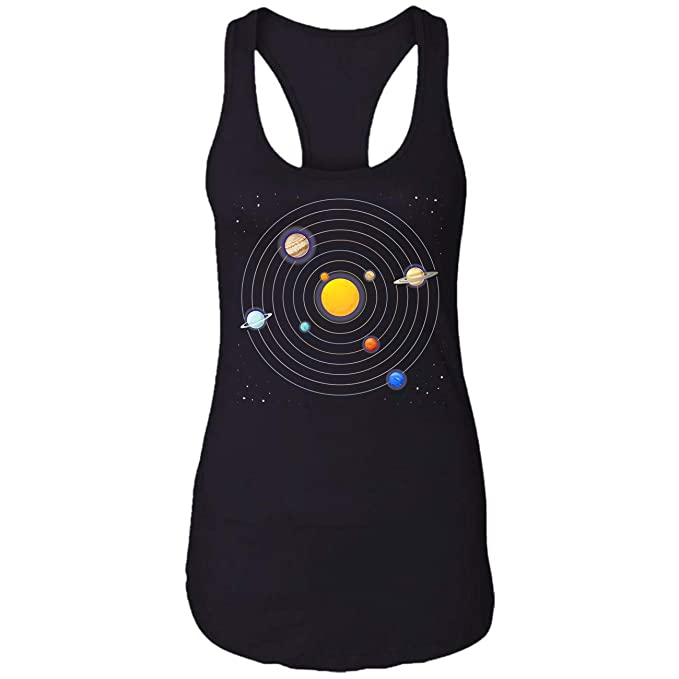 COVASA Mens Summer ShortsSolar System All Eight Planets and The Sun Pluto Jupi