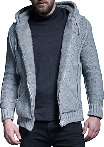 Rusty Neal - Gilet - Homme gris gris One Size