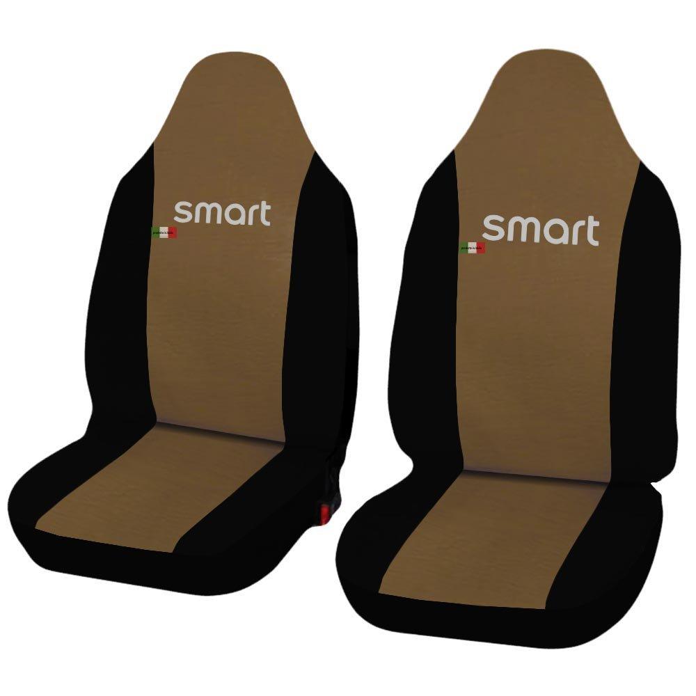 rmg-distribuzione Coprisedili Anteriori 124 Spider Versione compatibili con sedili con airbag con Apertura per eventuale bracciolo Laterale 2016 - in Poi