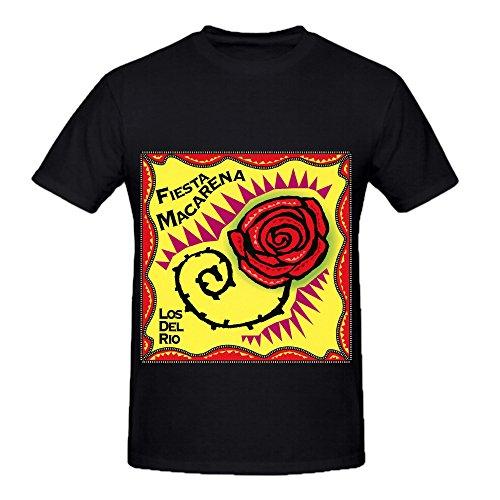 los-del-rio-fiesta-macarena-tour-rock-mens-crew-neck-printed-shirts