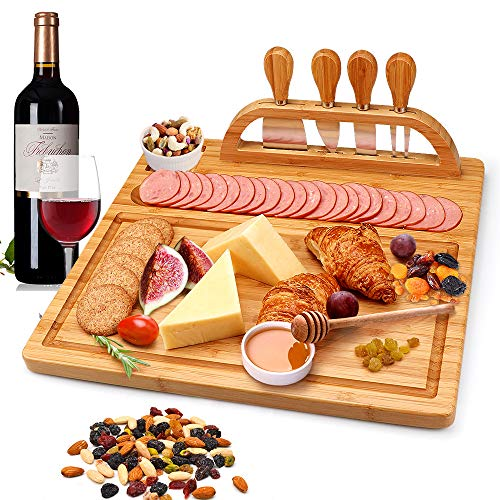 cheese and crackers plate - 9