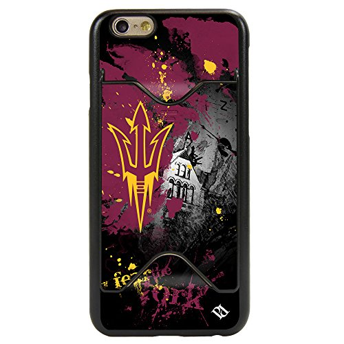 Arizona State Credit Card - Guard Dog Arizona State Sun Devils PD Spirit Credit Card Case for iPhone 6 / 6s