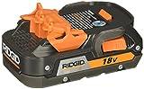 RIDGID TOOL COMPANY GIDDS2-3554606 18V 2 Amp Hour Hyper Lithium-Ion Battery