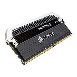 Corsair Dominator Platinum Series 16GB (4 x 4GB) DDR4 DRAM 3000 MHz C15 Memory Kit