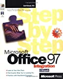 Microsoft Office 97 Integration Step by Step, Catapult, Inc. Staff, 157231317X