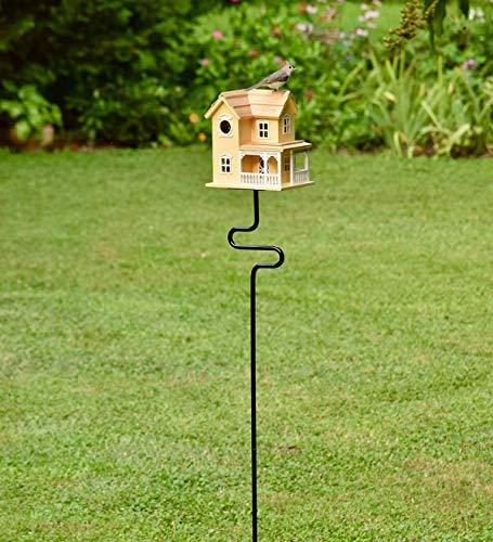 Auger Birdhouse Bird Feeder Pole Stand by Garden Auger Technologies (Image #3)