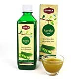 99% Pure Karela (Indian Bitter Melon) Juice, 0.5 Liter