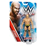 Antonio Cesaro: WWE Wrestlemania Basic Action Figure Series + 1 FREE Official WWE Trading Card Bundle