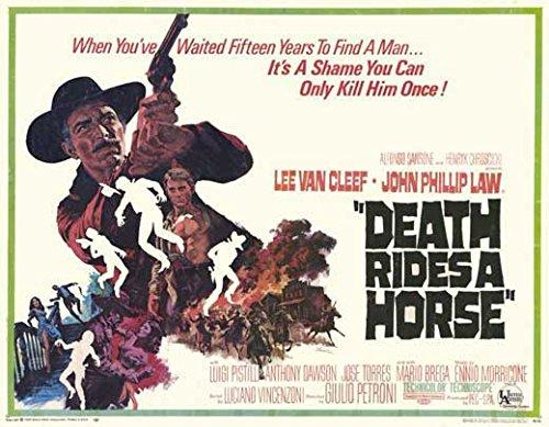 Amazon.com: Death Rides a horse Cartel (11
