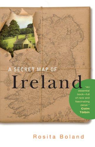 Map Of Ireland Book.A Secret Map Of Ireland