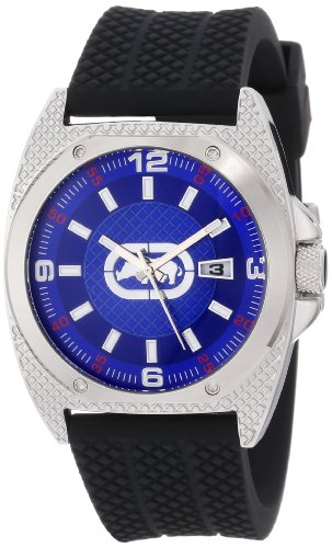 Rhino by Marc Ecko Men's E8M084MV Treadmaster Tread Texture Case Rhino Logo Watch