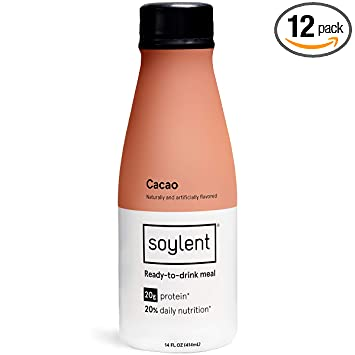 6cb50464068 Amazon.com   Soylent Meal Replacement Shake