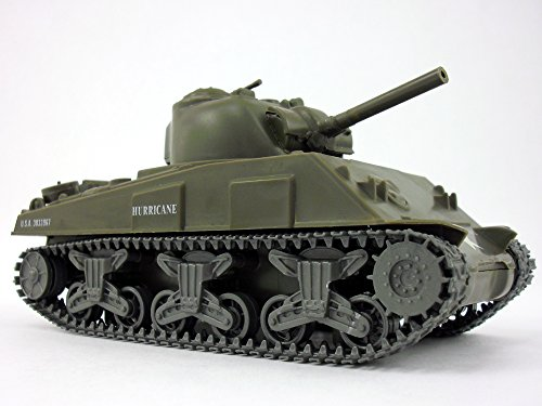 (M4 Sherman Tank 1/32 Scale Plastic Model (Kit, assembly required))