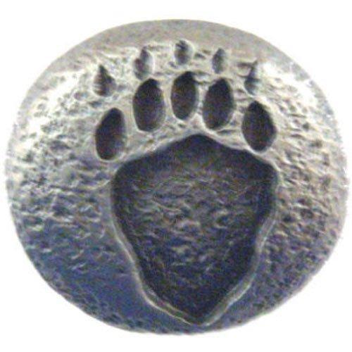 Sierra Lifestyles SL-681391 Pewter Bear Track Knob