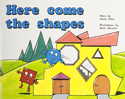 Rigby PM Plus: Individual Student Edition Yellow (Levels 6-8) Here come the shapes