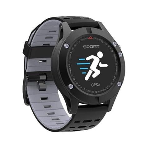 Wuyan Reloj Inteligente GPS Hombres Altímetro Barómetro ...