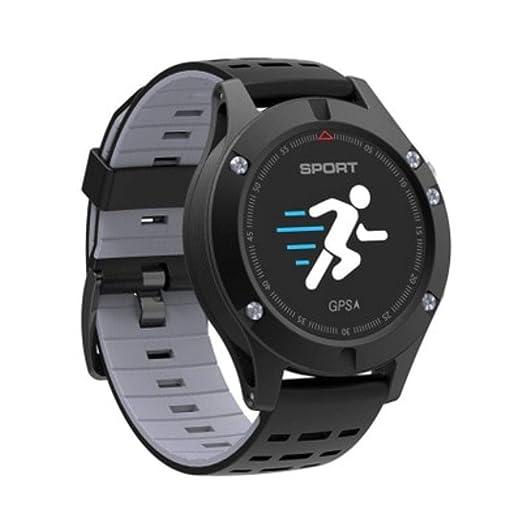 Wuyan Reloj Inteligente GPS Hombres Altímetro Barómetro Termómetro ...