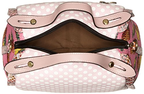 Dourges Bag rose Shoulder Laura Pink Women's Vita BqxwgUSO