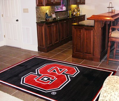 Fan Mats North Carolina State Rug, 46