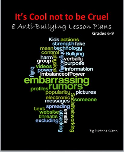 Physical Activity Lessons (Bullying: It's Cool Not to Be Cruel: 8 Anti-Bullying Lesson Plan & Activities)