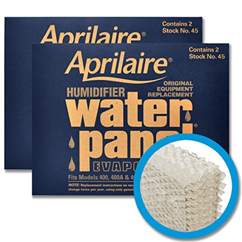 Aprilaire 45 Water Panel Evaporator, 2-Fill