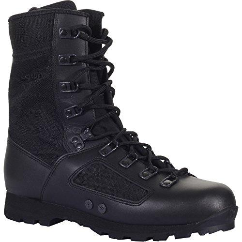 Lowa Elite Jungle Military Boots negro