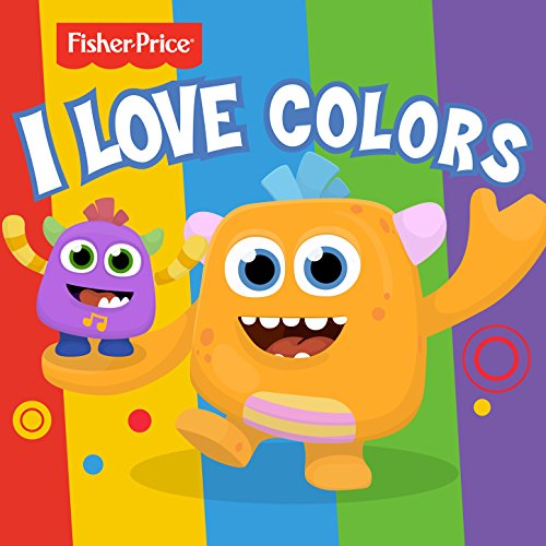 - Fisher-Price Monsters - I Love Colors