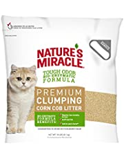 Nature's Miracle Premium Clumping Corn Cob Litter 8 kg