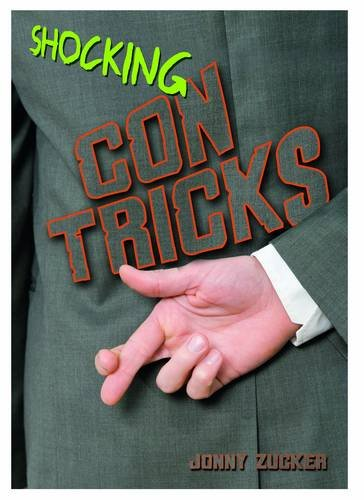 Read Online Shocking Con Tricks (Wow! Facts (W)) PDF