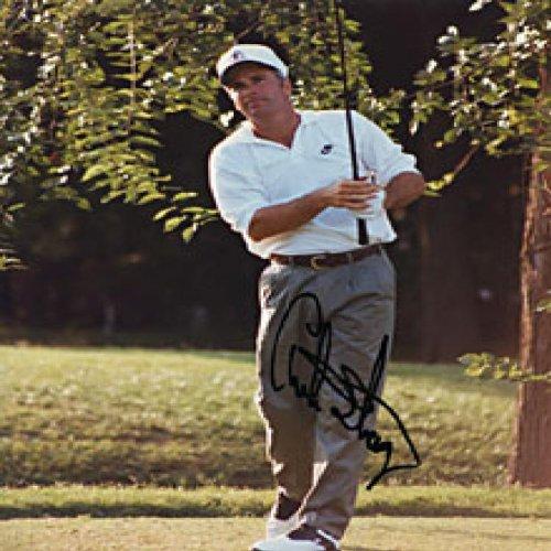 - Curtis Strange Autographed / Signed Golf 8x10 Photo