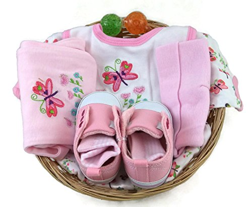 Sunshine Gift Baskets Bambini Butterflies